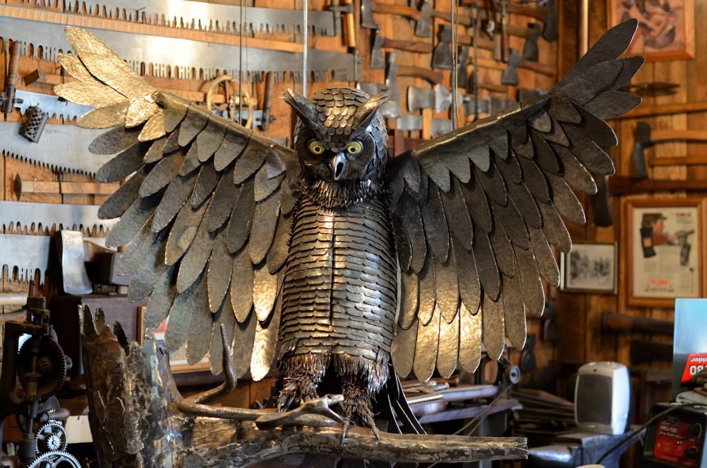 Jim's Owl