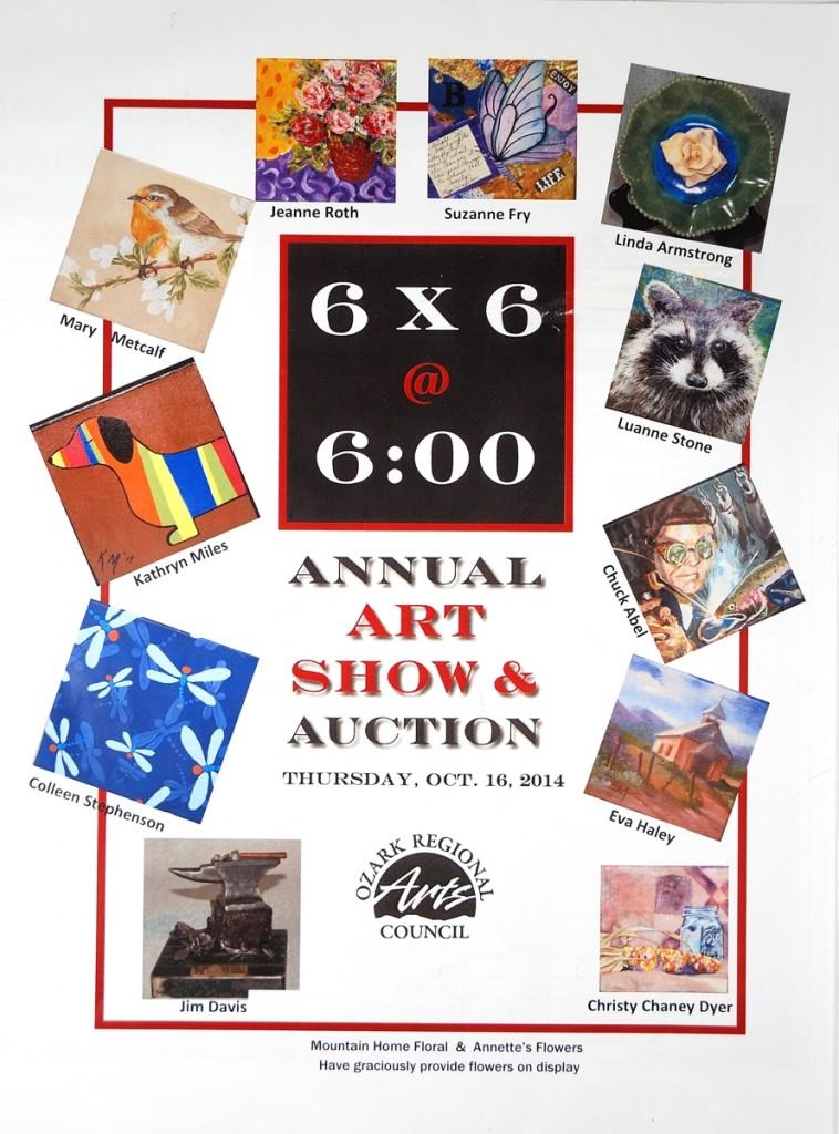 6x6 flyer